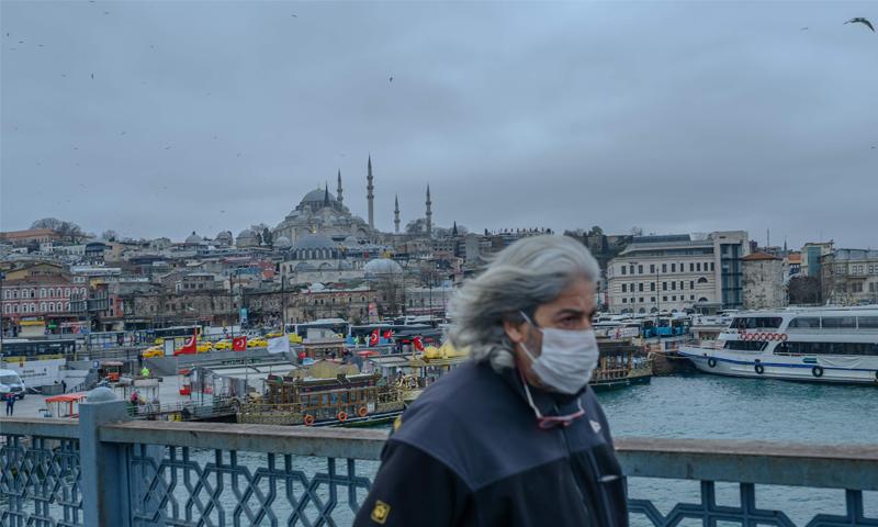 استنبول—اے ایف پی