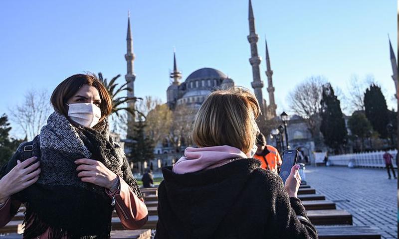 'کورونا وائرس سے نمٹنے کے لیے ترکی تیار تھا!'