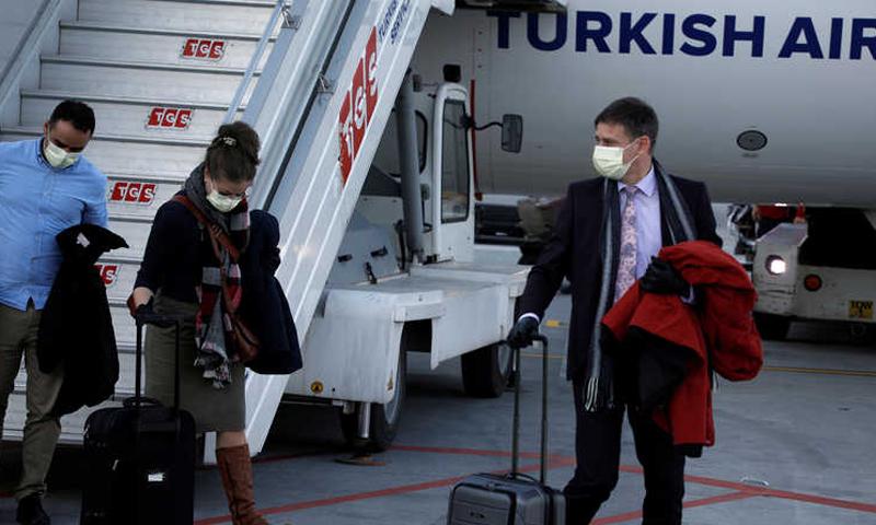 جتنے بھی ترک ملک سے باہر تھے اور ترکی واپس آنا چاہتے تھے ان سب کو ترکی لانے کا بندوبست کیا گیا ہے—رائٹرز