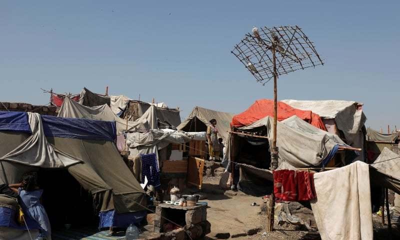 پاکستان کے صوبہ سندھ میں تقریبا 5 لاکھ افغان مہاجرین بستے ہیں—فائل فوٹو: رائٹرز