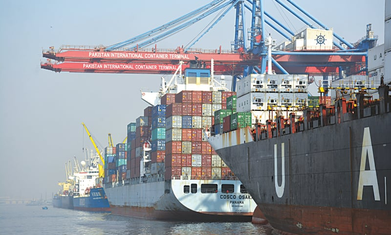 Exports dip in March amid global slowdown