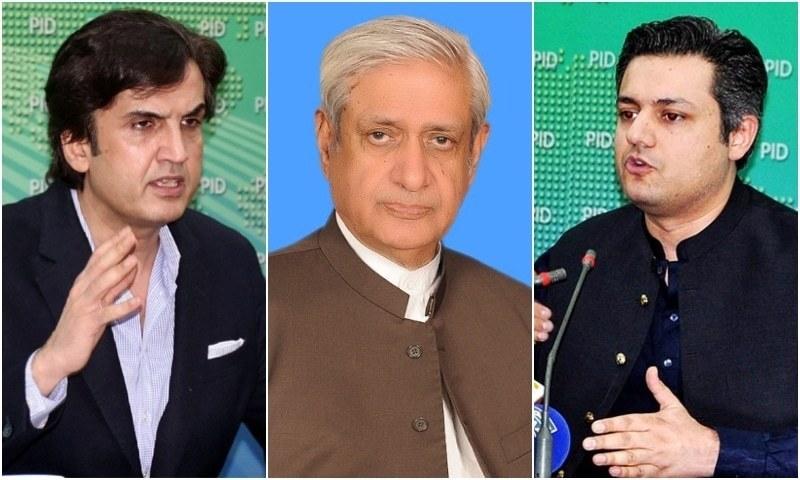 وفاقی کابینہ میں رد و بدل، خسرو بختیار اور حماد اظہر کے قلمدان تبدیل