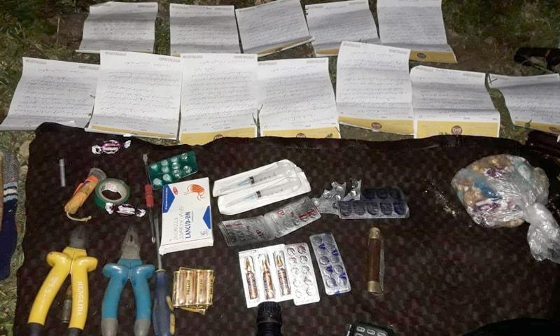 سیکیورٹی فورسز کی شمالی وزیرستان اور مہمند میں کارروائی، 7 دہشتگرد ہلاک