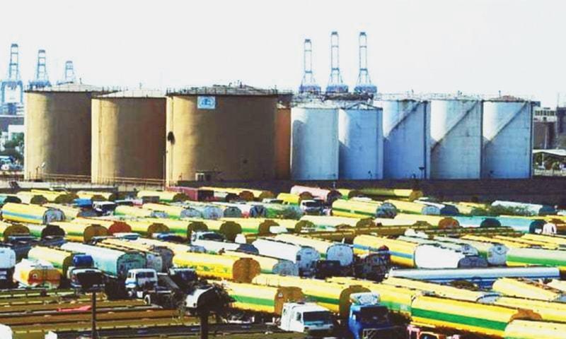 حکومت نے اوگرا سے کہا کہ وہ اپنے اختیارات استعمال کرے—فوٹو: پیٹرولیم ڈویژن