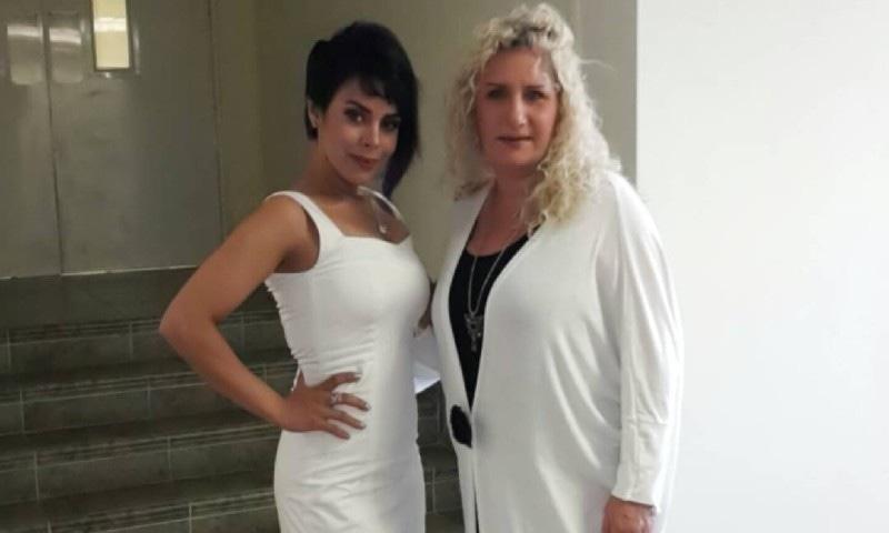 اداکارہ کو متنازع تجویز پر تنقید کا نشانہ بنایا گیا—فوٹو: انسٹاگرام