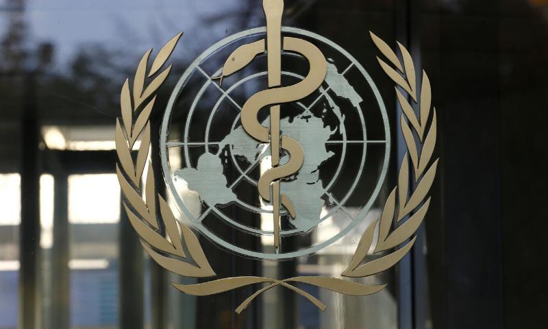امریکا، جنیوا کی صحت کے حوالے سے عالمی تنظیم کی مالی معاونت کرنے والا سب سے بڑا ملک ہے — فوٹو: رائٹرز