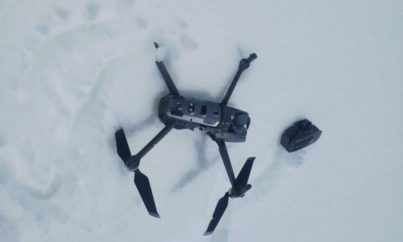 Army shoots down Indian quadcopter violating LoC at Sankh: ISPR