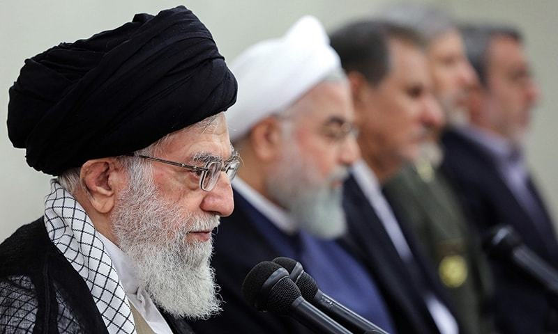 Supreme Leader Ayatollah Ali Khamenei urged people to pray in their homes during the holy month. — AFP/File