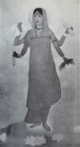 Bharat Mata (1905), Abanindranath Tagore
