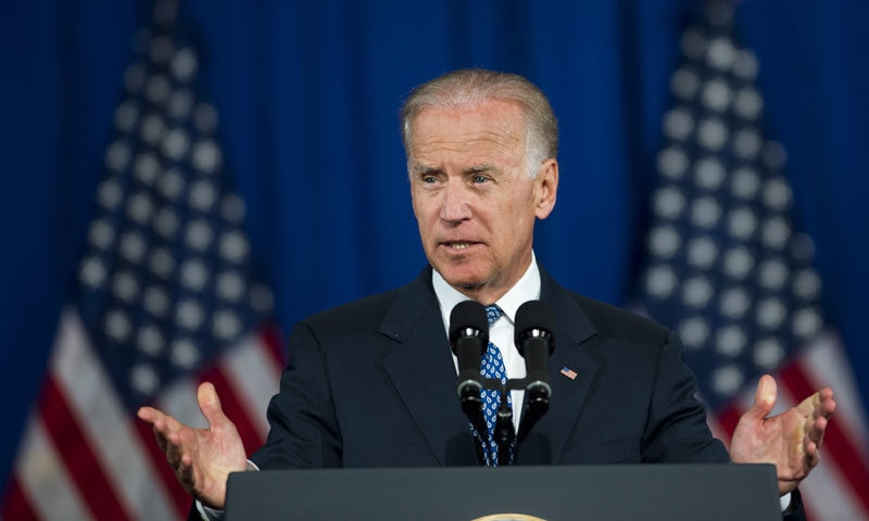 Drowned out by pandemic, a muted victory for Joe Biden