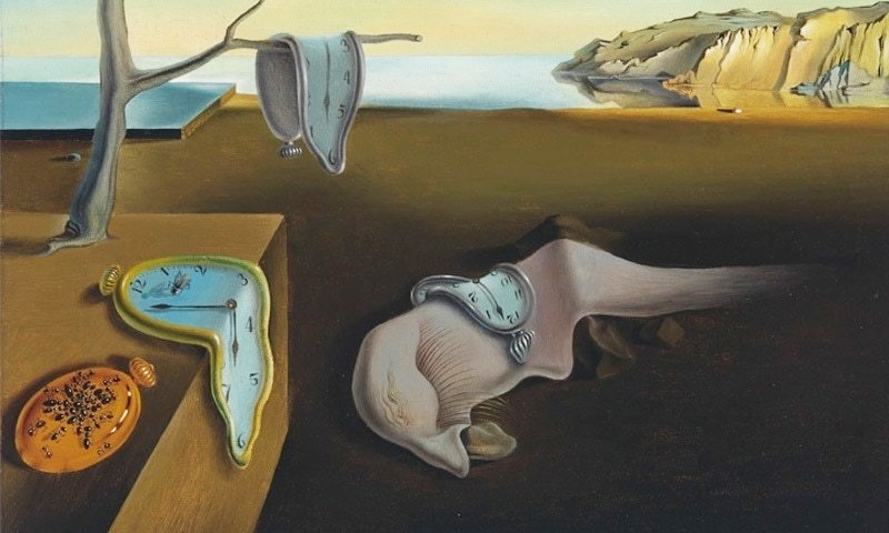 The 'new normal' and our changing perception of time