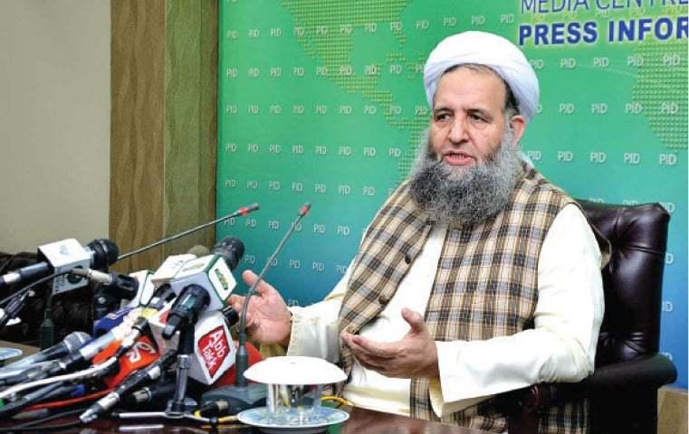مساجد اور رمضان المبارک کیلئے پورے ملک کی ایک پالیسی ہو گی، نور الحق قادری