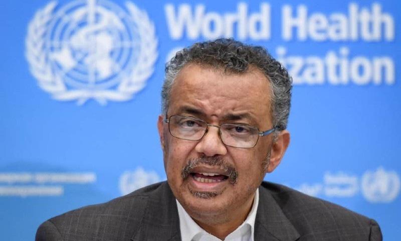کورونا مہلک وبا سوائن فلو سے 10 گنا زیادہ خطرناک ہے، عالمی ادارہ صحت