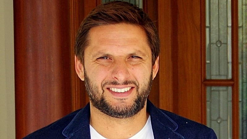 Shahid Afridi will work with brands for rations