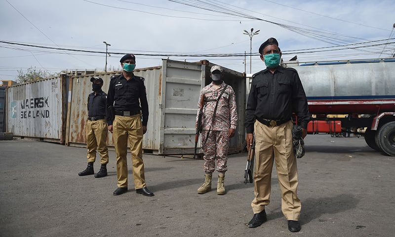 Sindh govt eases lockdown restrictions for 'certain industries' in view of NCC decision
