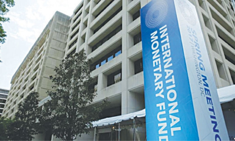 IMF sees negative 1.5pc growth in Pakistan this year