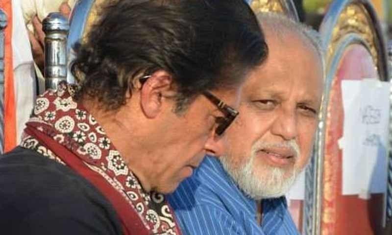 پی ٹی آئی کے بانی رکن نجیب ہارون قومی اسمبلی کی نشست سے مستعفی