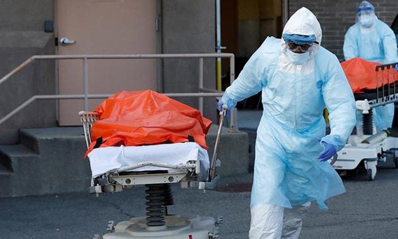 پاکستان میں کورونا وائرس سے اموات میں اضافہ ہوا ہے—فائل فوٹو: رائٹرز