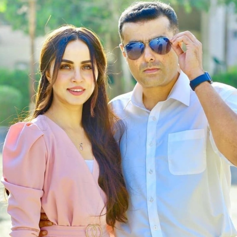 foto de Nimra Khan ties the knot in a small nikkah ceremony at home Celebrity Images