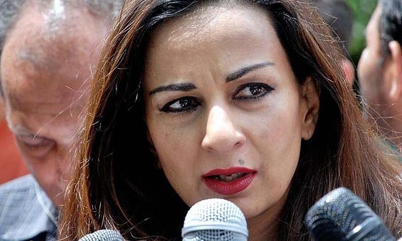 Senate Sherry Rehman drew the attention of the committee to statements issued by PTI members against the Sindh government over handling of the coronavirus situation and registered her protest. — Dawn/File