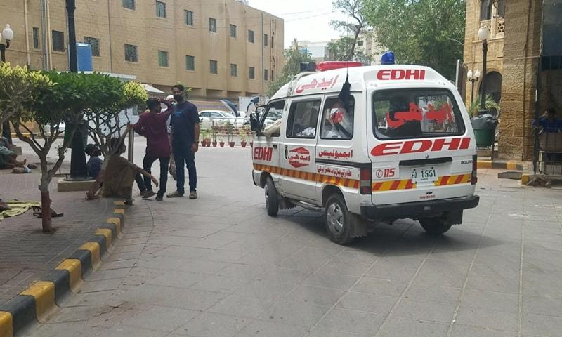 سول ہسپتال کراچی کا سب سے پرانا اور دوسرا بڑا سرکاری ہسپتال ہے