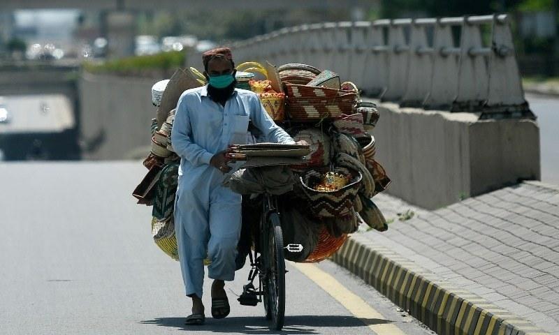 پاکستان میں کورونا وائرس کے 765 نئے کیسز، اموات 220 ہوگئیں
