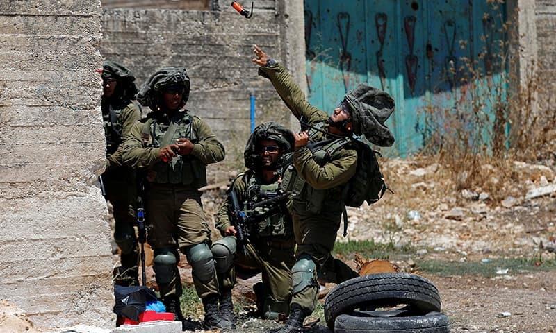 اسرائیلی جارحیت کا سلسلہ جاری، مزید 2 فلسطینی جاں بحق