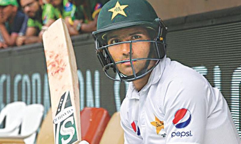 ASAD Shafiq hopes to improve his record.