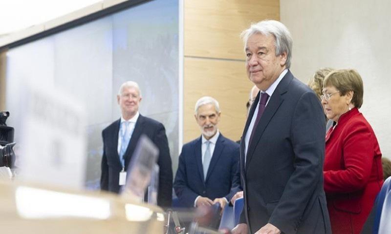 کورونا سے بچاؤ کے نامناسب اقدامات انسانی حقوق کے لیے بحران بن رہے ہیں، اقوام متحدہ