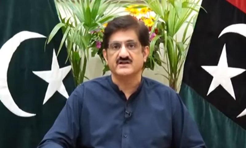 صوبے میں کورونا وائرس سے کراچی کے 3 اضلاع سب سے زیادہ متاثر ہوئے، مراد علی شاہ