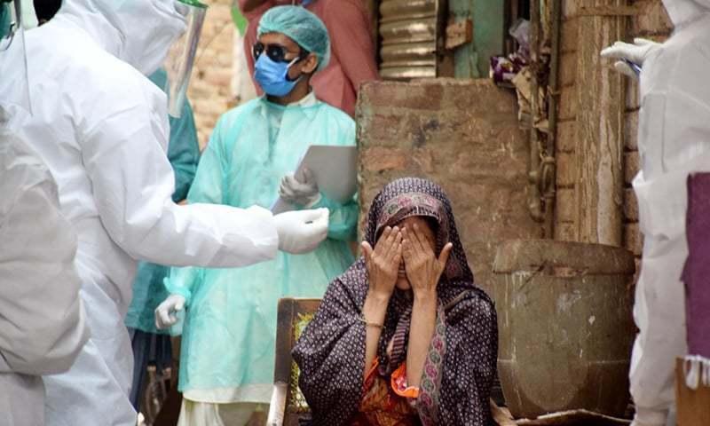 پاکستان میں کورونا سے متاثرین کی تعداد 11 ہزار سے متجاوز، اموات 237 ہوگئیں