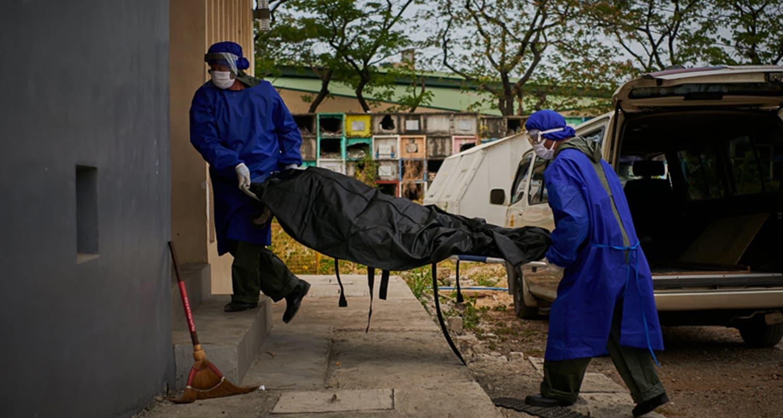 کورونا وائرس سے پاکستان میں ہونے والی اموات