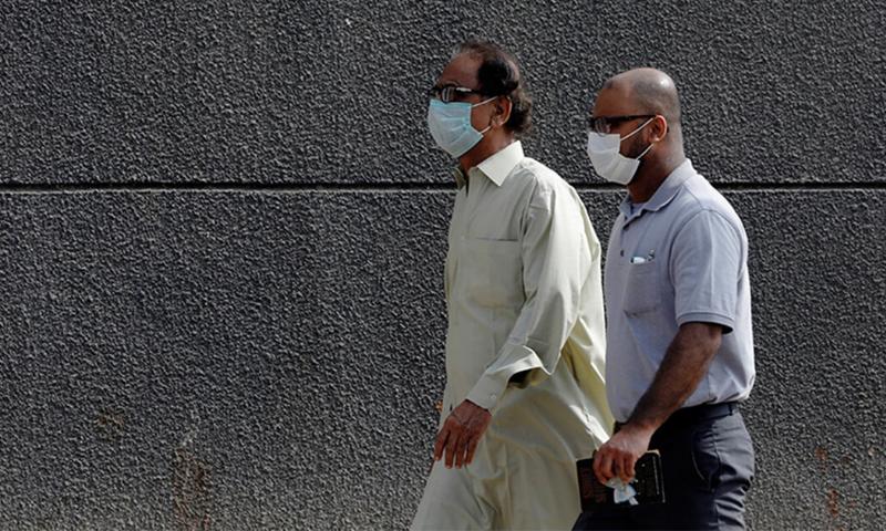 Face masks made mandatory at public places