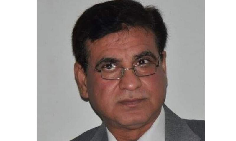 Dr Mohammad Javed passed away from coronavirus on Saturday.