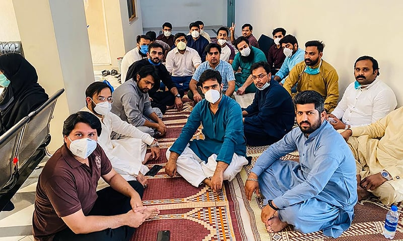 Doctors, nurses in Punjab launch hunger strike over virus protection fears
