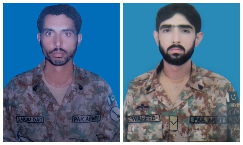 2 Pakistan Army soldiers martyred during operation in North Waziristan: ISPR