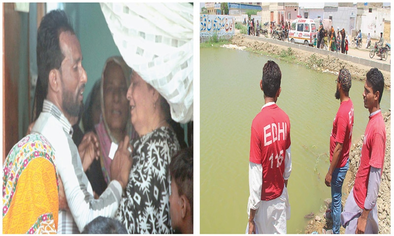 Two brothers among five boys drown in Surjani pond
