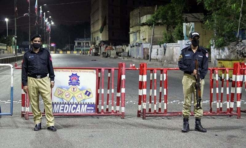 کراچی: سندھ پولیس کے انسپکٹرز سمیت 51 اہلکار کورونا وائرس کا شکار
