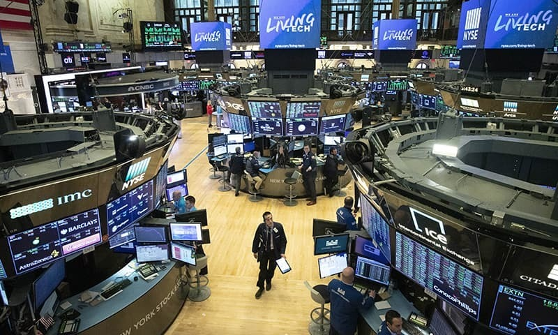 World stock markets advance as lockdowns ease - Newspaper - DAWN.COM