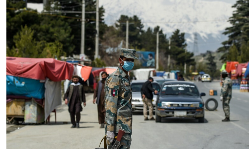 Violence in Afghanistan has flared in recent weeks despite a deal between the Taliban and the United States. — AFP/File