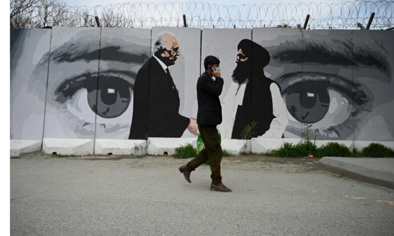 افغانستان میں  کشیدگی میں اضافہ، امن عمل خطرات سے دوچار