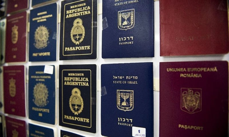 The expired visas will now be treated as valid till June 30. — AFP/File