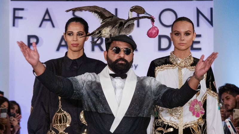 Pakistan's top designers are gearing up for a virtual fashion show
