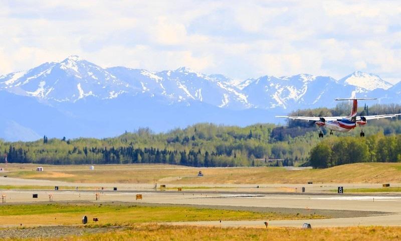 ایک چھوٹے شہر کا ائیرپورٹ دنیا کا مصروف ترین ہوائی اڈہ بن گیا