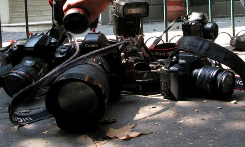 The number of media persons infected with Covid-19 in Peshawar has risen to six. — File photo