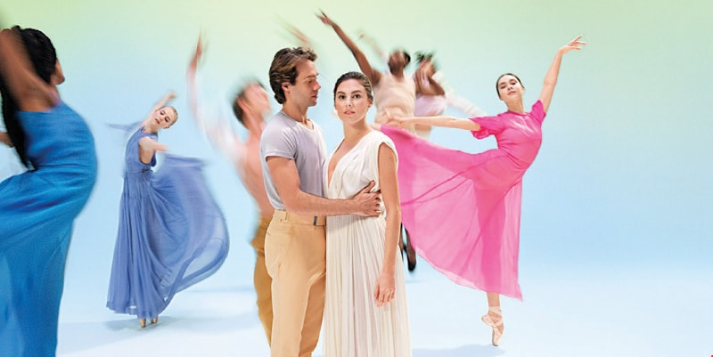 A publicity still from the New York City Ballet's online spring season | NYC Ballet