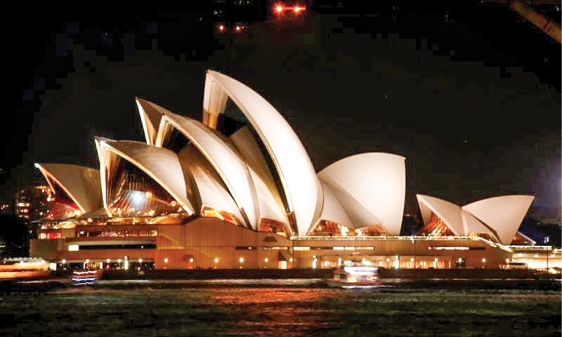 The Sydney Opera House | Reuters