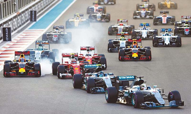 The first 10 races have been cancelled or postponed due to Covid-19 but F1's targeted start date is July 5. — Reuters/File