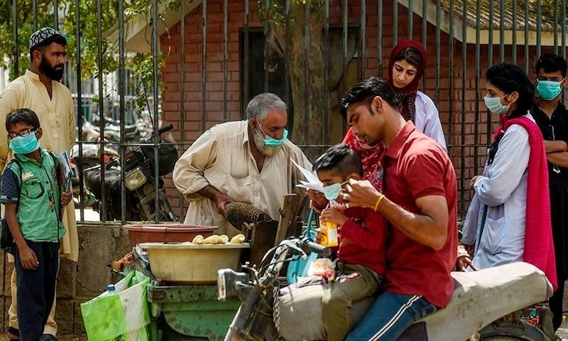 حکومت درست طریقے سے کورونا سے نمٹ رہی ہے، 82 فیصد پاکستانیوں کی رائے
