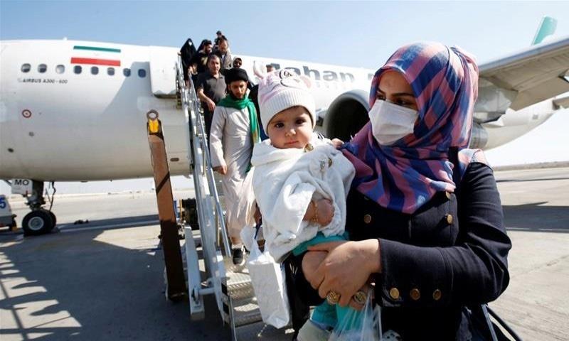 کیا واقعی ایرانی ایئرلائن نے مشرق وسطیٰ میں کورونا وائرس پھیلایا؟